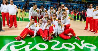 Gran actuació del bàsquet a Rio 2016