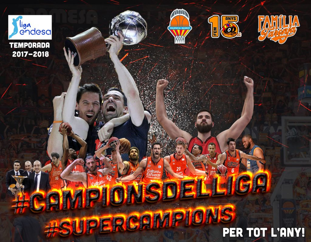Valencia Basket 2017